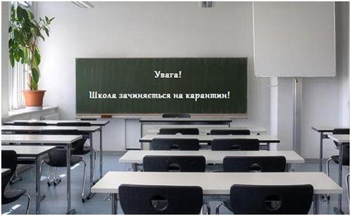 Рівненські школярі радіють - Карантин