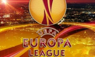 Europa League play Ukrainian football