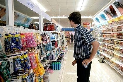 Бесплатно побриться за счет супермаркета жителю Ровенской области не удалось