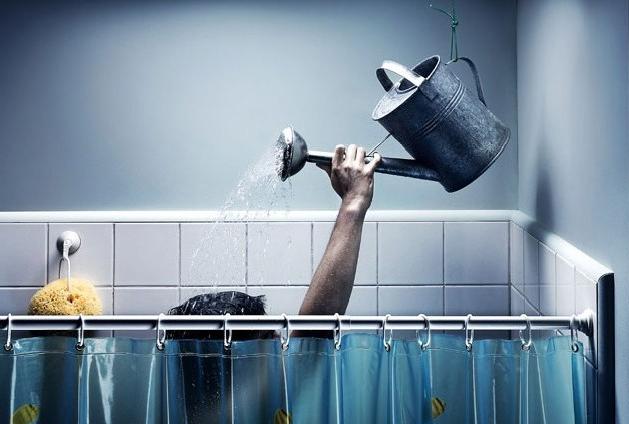 подачу гарячої води