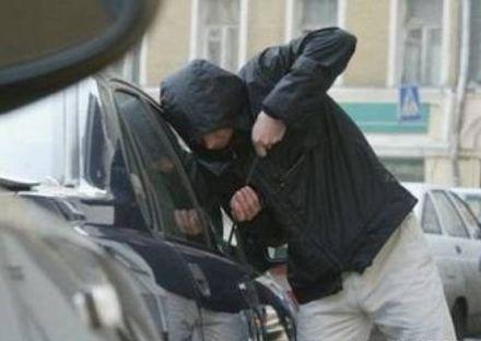 автомобільні злодії