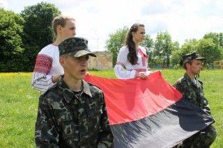 Відбулось відкриття 11-ї обласної теренової гри «Легенда УПА». Цьогоріч патріотичний захід зібрав 14 команд з Тернополя, районів та області