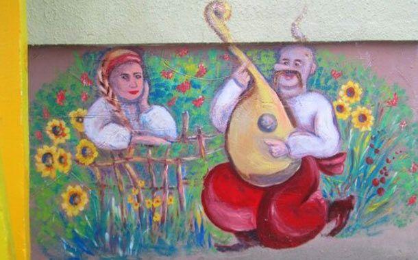 переселенка з Луганщини Яна Униченко