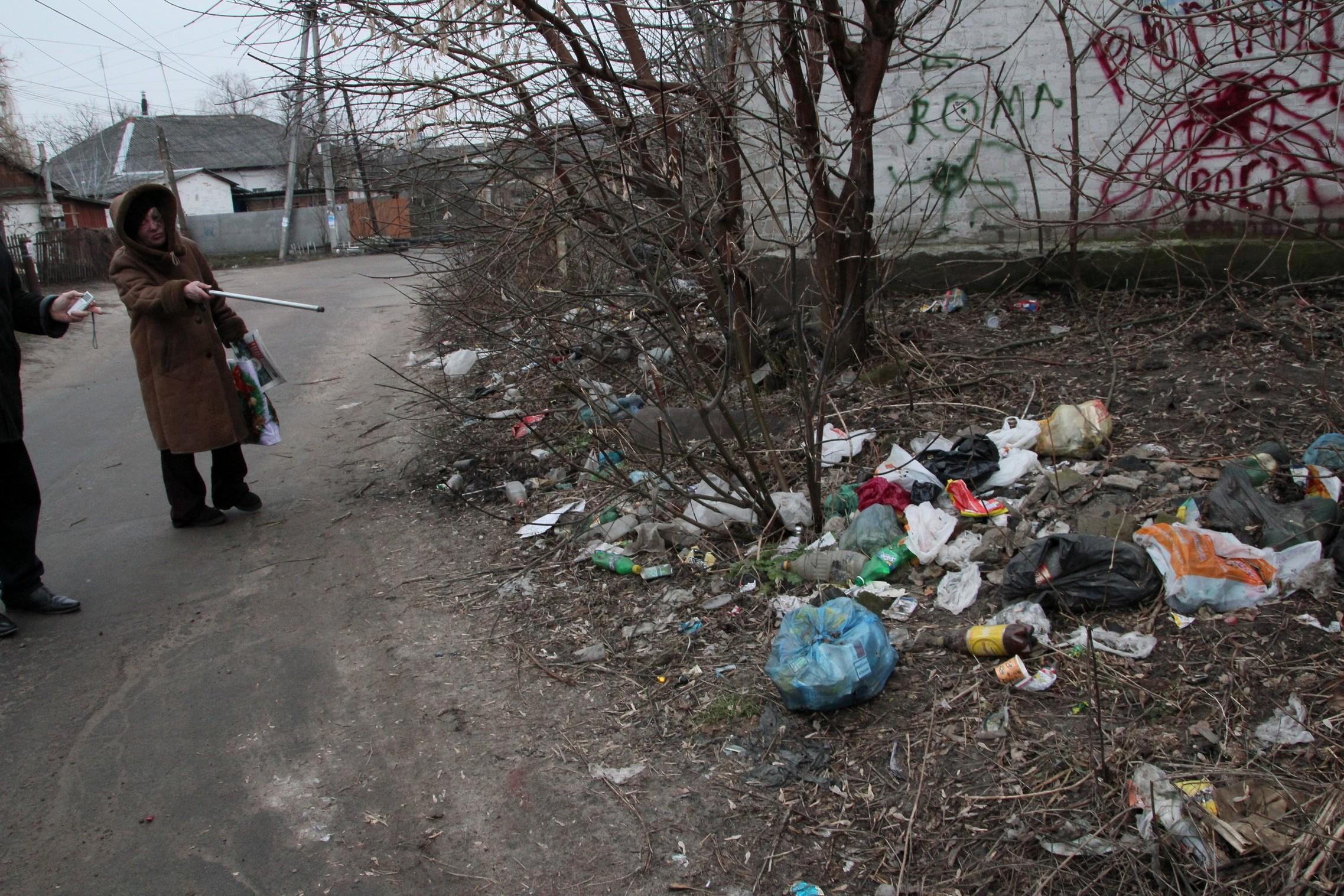 На Львівщині з населених пунктів вивозитимуть сміття