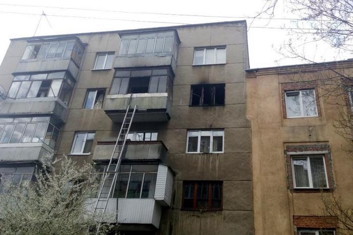 згорів у квартирі