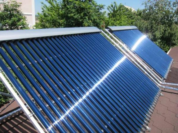 У Львові винайшли сонячний колектор