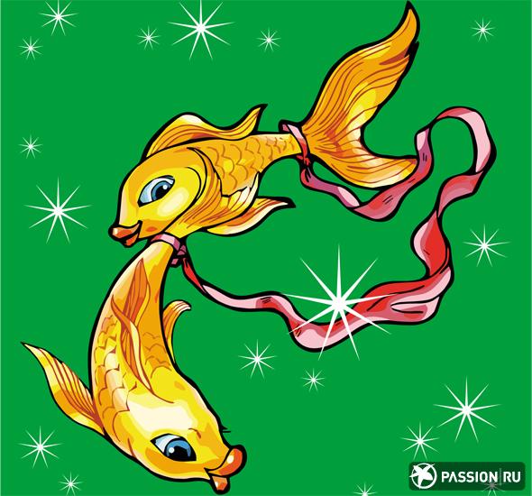 Гороскоп на серпень 2015: Риби