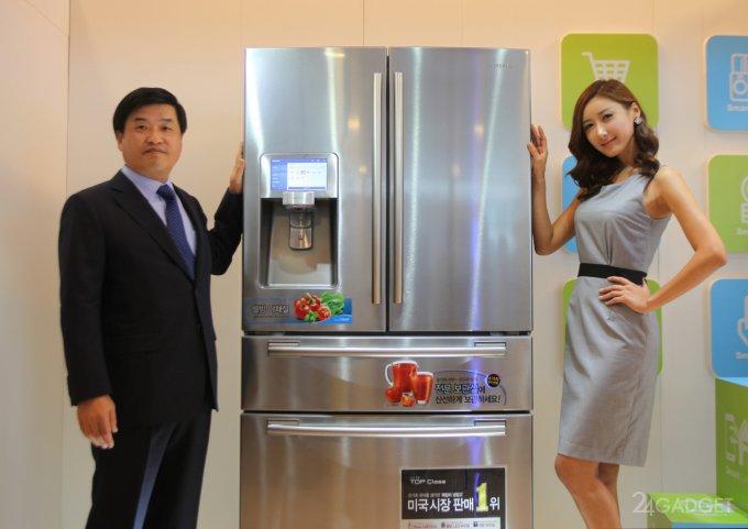 Холодильник Samsung відкриває хакерам доступ до Gmail