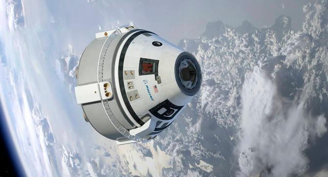 Starliner - офіційна назва багаторазової комерційної космічної капсули від Boeing