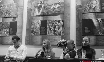 Рівненський фотохудожник показав виставку у стилі ню