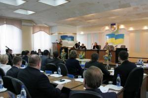 сесія Рівненської міської ради