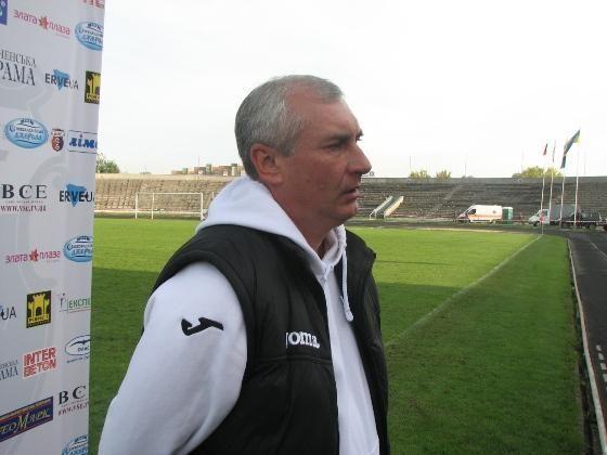 Головний тренер рівненського Вересу йде у відставку