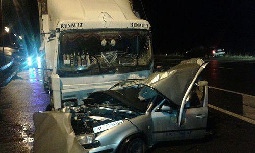 На Рівненщині у аварії загинули троє людей