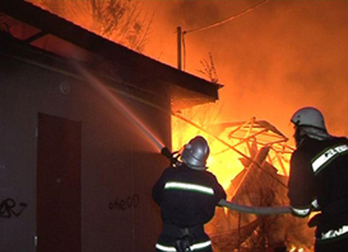 На Рівненщині сталися п'ять пожеж