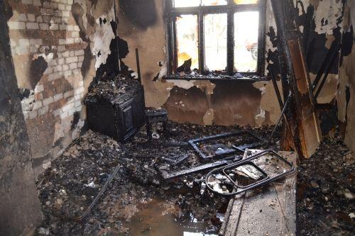 На Рівненщині у пожежі загинули двоє людей