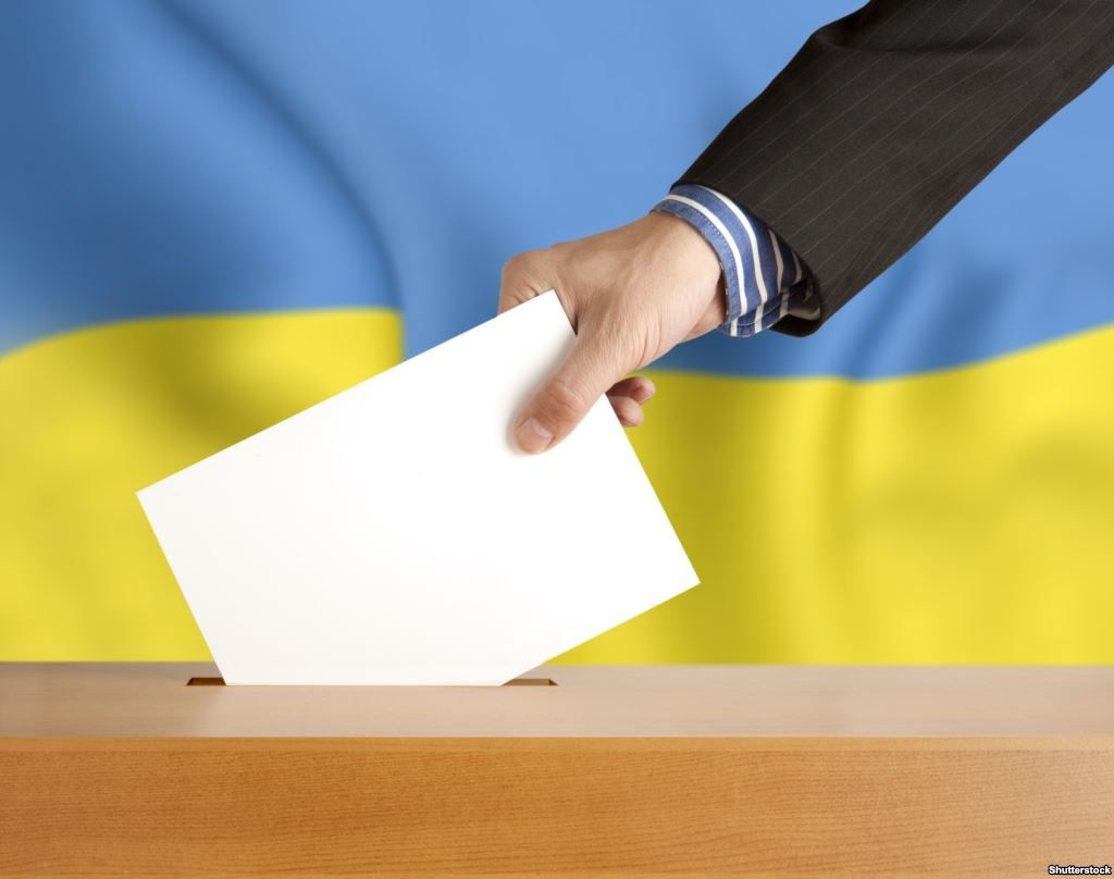 Підтримка на виборах у мери