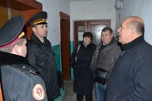 Рятувальники проінспектували багатоповерхівки