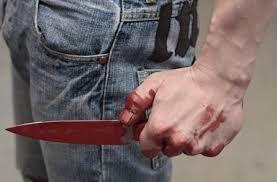 встромив ножа