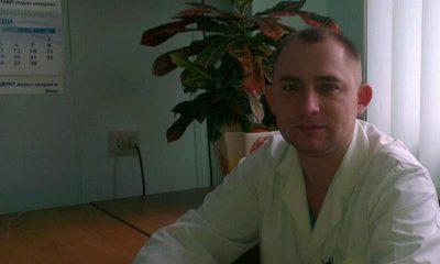 звільнили рівненського лікаря