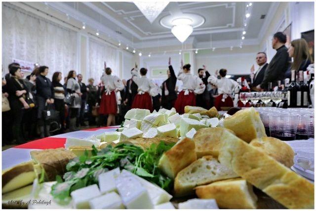 У Рівному відбувся фестиваль грузинської культури