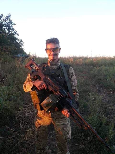 На Сході загинув ще один боєць з Рівненщини