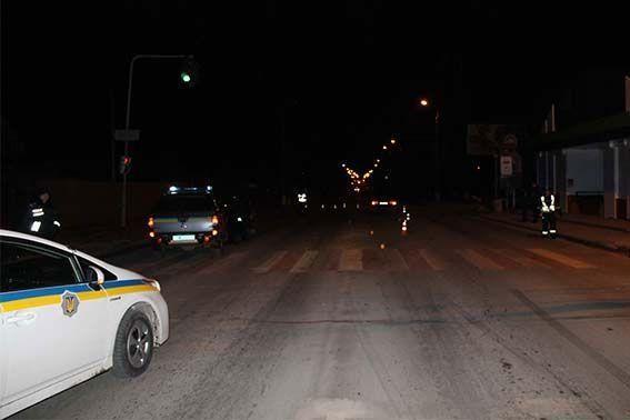 У Рівному водій маршрутки насмерть збив людину
