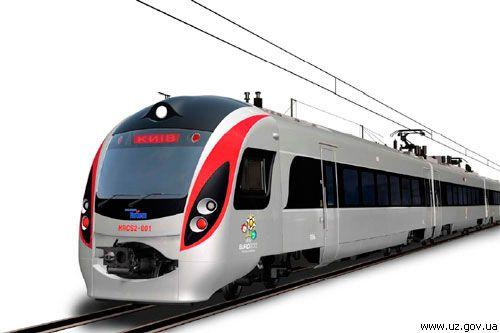 Через Рівне курсуватиме потяг до Варшави