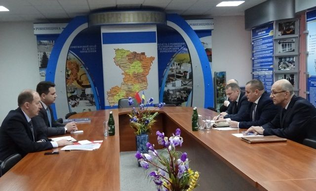 Рівненщина співпрацюватиме із Білорусією