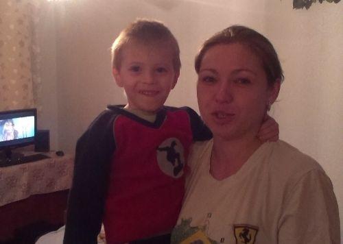 На Рівненщині жінка врятувала дитину