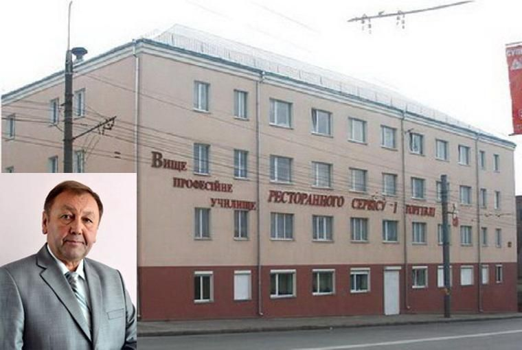 В Тернополі директор ВПУАндрій Каплун побив студента