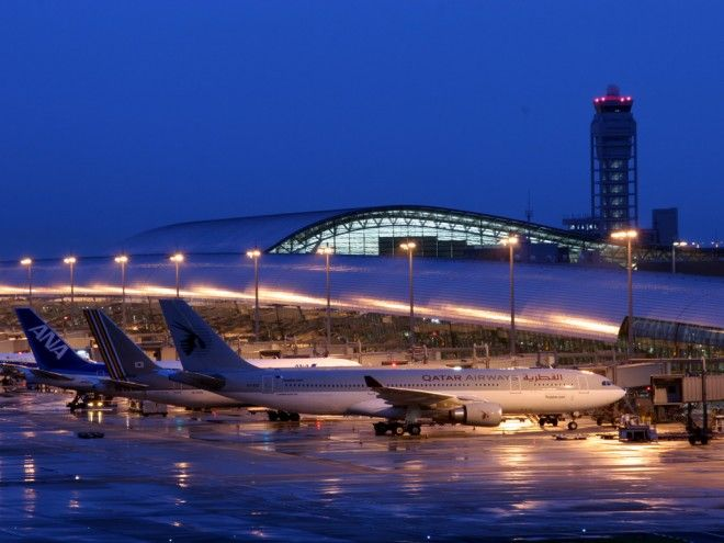 Незвичайні аеропорти з незвичайними наборами послуг
