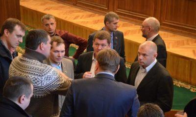 відмінили кулуарне призначення Кудрявцева і Тиводара