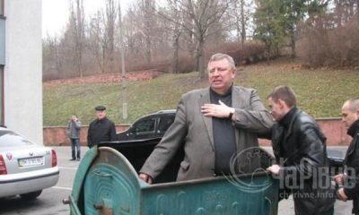 Рівненська прокуратура покарає сміттєвих люстраторів