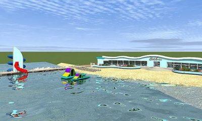 Рівненський аквапарк збудують на озері Басів Кут
