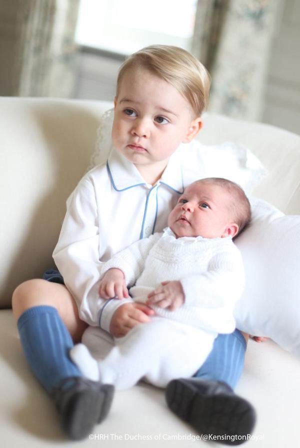 Діти королівської сім'ї
