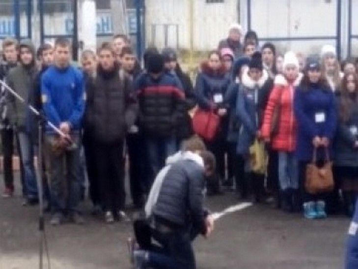 директора Тернопільського ПТУ звільнили