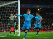 Арсенал Барселона: дубль Мессі і виїзна перемога (ВІДЕО)