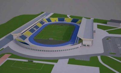 Півтора мільйони гривень витратять на стадіон у Рівному