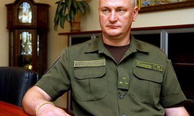 Сергій Максимов - тепер уже колишній головний полісмен Рівного