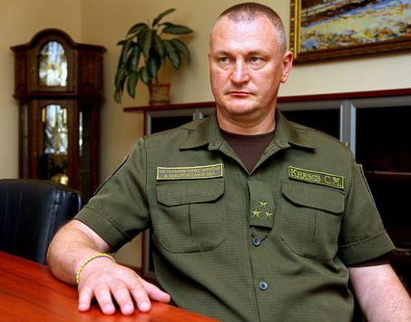 Сергій Князєв, обласний керівник поліції Рівненщини
