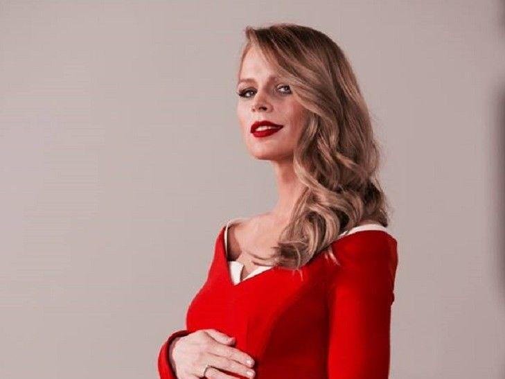 Вагітна Ольга Фреймут – в ТОП-50 успішних жінок Львівщини
