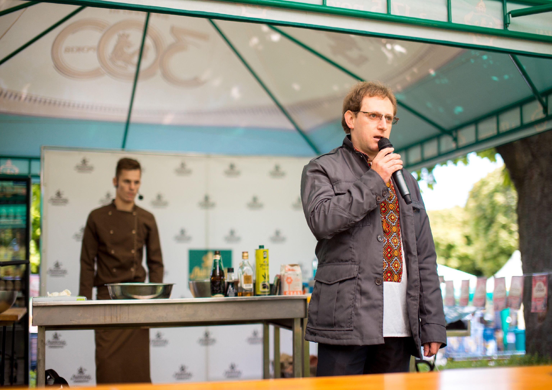 У Львові пройшов фестиваль їжі (Фото)