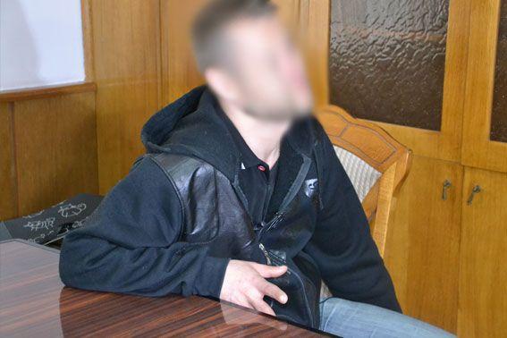У Львові затримано крадія котрий викрадав ліфтові котушки