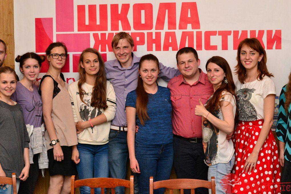 Молодь з України навчали журналістиці у Рівному (Фото)