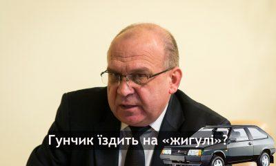 За минулий рік Гунчик отримав дохід більше одного мільйоні гривень: декларація