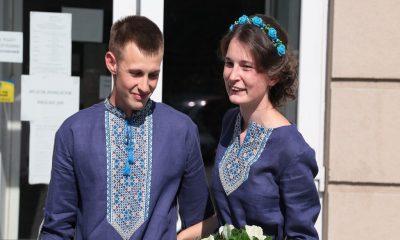 Рівненська активістка вийшла заміж (Фото)