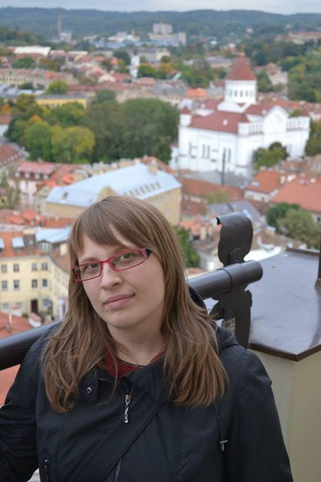 Олена Романова