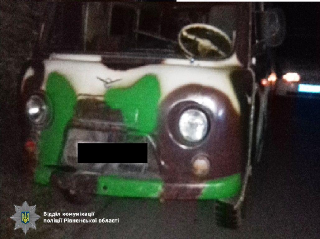 У старателів вилучили автомобіль та мотопомпу (Фото)