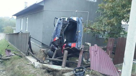 П'ятеро людей постраждали внаслідок ДТП (Фото)