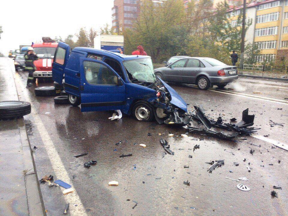Смертельна аварія на Львівщині: двоє людей загинуло